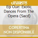 Exotic dances cd musicale di Artisti Vari