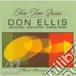 How time passes... cd musicale di Don Ellis