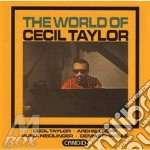 THE WORLD OF cd musicale di Cecil Taylor