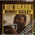 Big brass cd musicale di Benny Bailey