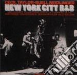 New york city r&b/b.neidlinger cd musicale di Cecil Taylor