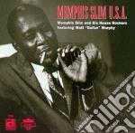 U.s.a. cd musicale di Slim Memphis