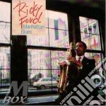 Manhattan blues cd musicale di Ricky Ford