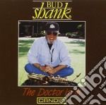 The doctor is in cd musicale di Bud Shank