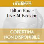 Live at birdland cd musicale