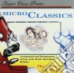 Micro Classic - Musica X Flauto E Fisarmonica /ivan Moore - Mihael Copley - B.davison & E.wilson Vl, R.wison Vla, L.blake Vlc, M.hodges Pf. cd musicale