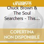 THIS IS A JOURNEY... cd musicale di BROWN CHUCK