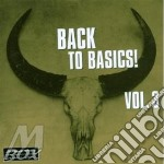 Vol.3 - cd musicale di Back to basics!