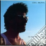 One more goodnight kiss cd musicale di Greg Brown