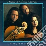 Midnight at cabell hall cd musicale di Freyda & acoustic at
