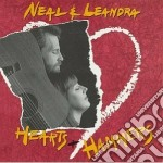 Hearts/hammers cd musicale di Neal & leandra