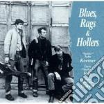 Blue rags & holler - koerner john spider cd musicale di John korner/dave ray/toni glov