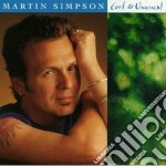 Cool et unusual - simpson martin cd musicale di Martin Simpson