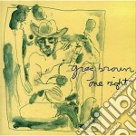 Greg Brown - One Night cd musicale di Greg Brown