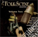 Folkscene collection v.2 - cd musicale di L.williams/t.waits/t.russell &