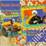 No closing chord - cd musicale di Sorrels Rosalie