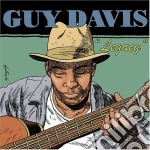 Legacy cd musicale di Guy Davis