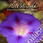 When the last morning glo cd musicale di Ostroushko Peter