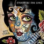 (LP VINILE) Steady as she goes lp vinile di Hot tuna (2 lp)