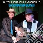 Vicksburg blues cd musicale di Butch thompson & pat
