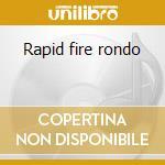 Rapid fire rondo cd musicale di Joe Stump
