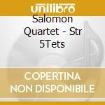 Quintetti x archi k515, k516 cd musicale