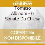 Sonate da chiesa op.4 cd musicale