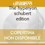 The hyperyon schubert edition cd musicale di Brigitte Fassbaender
