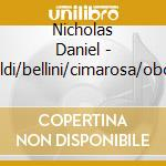 Concerti italiani per oboe cd musicale di Artisti Vari