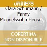 Trii per piano cd musicale di Schumann clara/mendelssohn fan