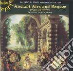 Antiche arie e danze cd musicale di Artisti Vari