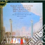 Concerti per violino cd musicale di Artisti Vari