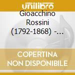 The string sonatas cd musicale di Rossini