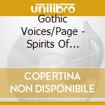 Gothic Voices/Page - Spirits Of England & France - Vol 2 cd musicale di Artisti Vari