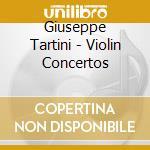 Concerti per violino cd musicale di Tartini