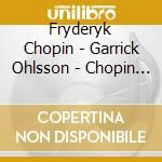 The complete etudes-g.ohlsson cd musicale di Chopin