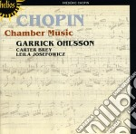 Musica da camera cd musicale di Chopin