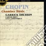 Musica da camera cd musicale di Chopin