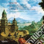 Fantasia, invenzioni... cd musicale di Bach