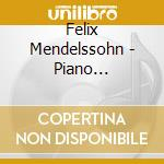 The romantic piano vol.17 cd musicale di Mendelssohn