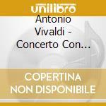 Concerto con molti strumenti cd musicale di Vivaldi