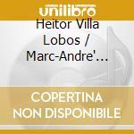 Piano music cd musicale di Villa lobos h.