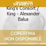 Alexander balus oratorio cd musicale di G.f. Handel