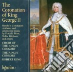 The coronation of king george ii cd musicale
