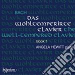 Il clavicembalo ben temperato cd musicale di Bach