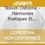 Harmones poetiques et religieus cd musicale di Liszt