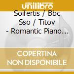The romantic piano vol.37 cd musicale di Napravnik