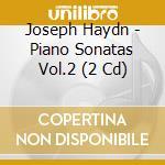 Sonate per piano ii cd musicale di Haydn