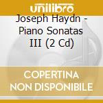 Piano sonatas vol.3 cd musicale di J. Haydn