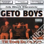 Uncut dope - best cd musicale di Boys Geto